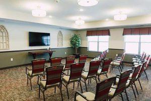 Pelican Landing community Room