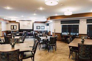 Pelican Landing Dock 34 Restaurant Seating Area