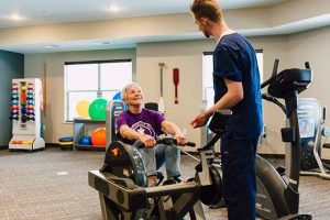 Pelican Landing Progressive Care therapy Fitness Center Physical therapy